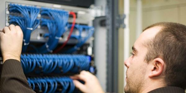 Монтаж телефонных сетей