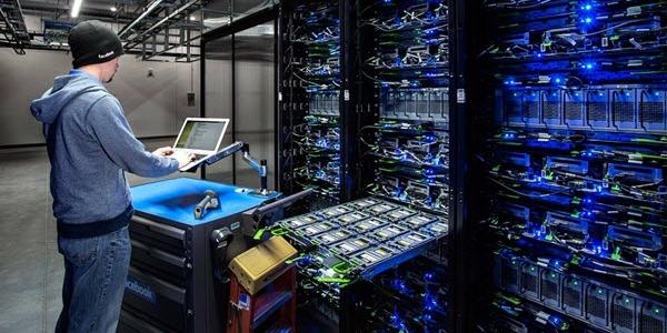 Обслуживание компьютеров, серверов на предприятиях и в организациях