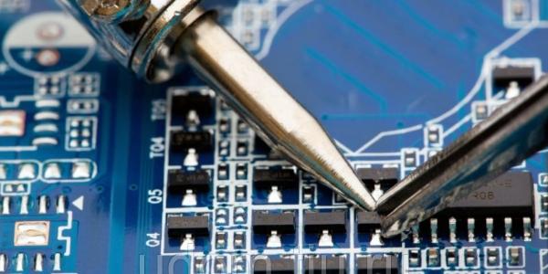 Профессиональный ремонт микроэлектроники